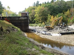 Montsweag Dam Removal